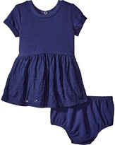 Splendid Littles Jacquard Knit Dress (Infant)