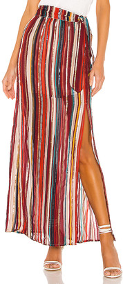 House Of Harlow x REVOLVE Mya Maxi Skirt