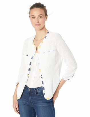 Nic+Zoe Women's Staycation Jacket