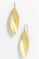 Alexis Bittar 'Lucite®' Long Leaf Statement Earrings