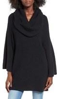 Sun & Shadow Women's Cowl Neck Tunic