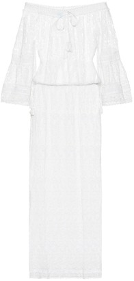 Melissa Odabash Sabina off-the-shoulder maxi dress