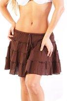 Ingear Women's Miniskirts Cotton