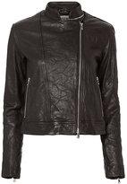 L'Agence Leather Jacket