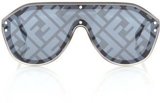 Fendi Fabulous aviator sunglasses
