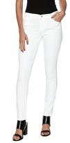J Brand White Skinny Jean