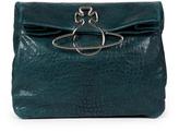 Vivienne Westwood Oxford Tote Bag 131228 Green