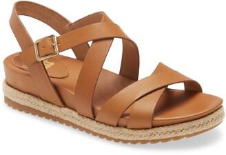 Sofft Beechwood Platform Sandal