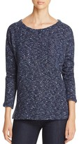 Sanctuary Easy Street High/Low Marled Sweater
