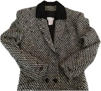 Genny Multicolour Wool Jacket for Women Vintage