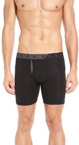 BOSS Men's Cyclist Long Stretch Boxer Briefs