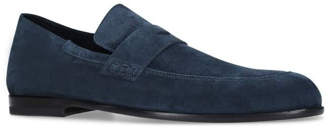 Harry's of London Suede Edward Loafers