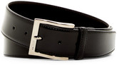 a. testoni Lux Calf Leather Belt