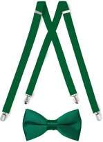 Tuxedo Park Suspender & Bow tie Set