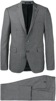Tagliatore slim-fit suit - men - Cupro/Virgin Wool - 48