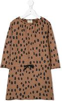 Douuod Kids animal print dress