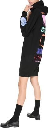 McQ Hooded Dress
