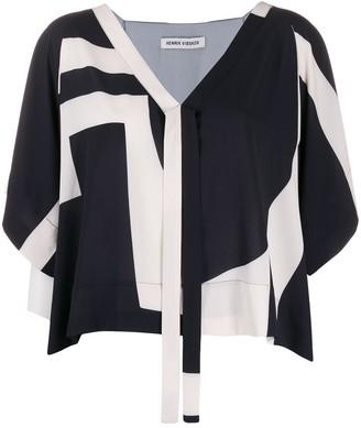 Henrik Vibskov Hang-on Summer blouse