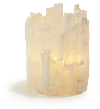 Twos Company Two Company Selenite Candle Holder