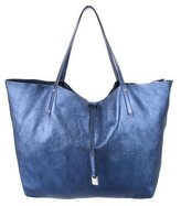 Tiffany & Co. Suede Reversible Tote