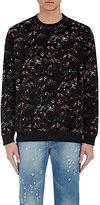 Givenchy Men's Monkey-Print Sweatshirt-BLACK