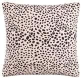 "Skyline Furniture Pink/Black Cheetah Throw Pillow (20""x20"")"
