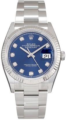 Rolex 2020 unworn Oyster Perpetual Datejust 41mm