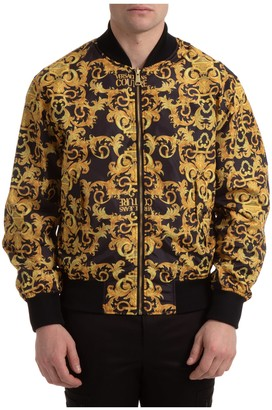 Versace Jeans Couture Baroque Bomber Jacket