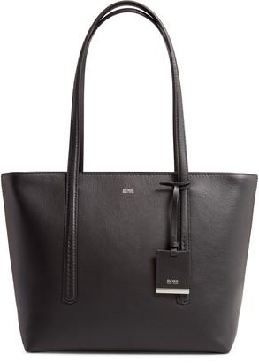 HUGO BOSS Taylor Small Leather Shopper