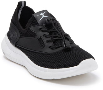Danskin Mesh Lace-Up Toggle Sneaker