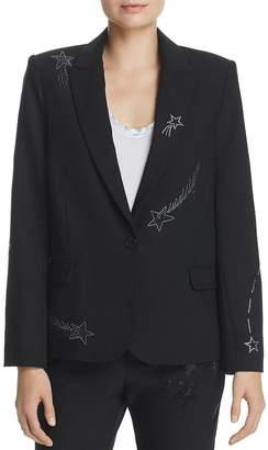 Zadig & Voltaire Victor Strauss Embellished Blazer