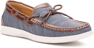 X-Ray Larry Knit Boat Shoe