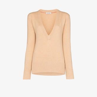 Ply Knits V-neck cashmere sweater