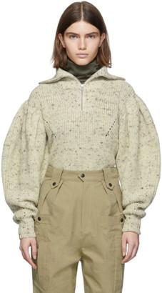 Isabel Marant Off-White Kuma Sweater