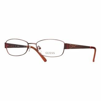 GUESS Women's Brille GU2404 53F61 Optical Frames