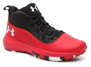 Under Armour GS Lockdown 4 Basketball Shoe - Kids'