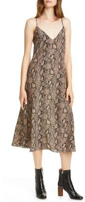 Frame Slip Dress