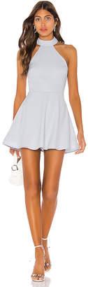 superdown Sela Halter Mini Dress