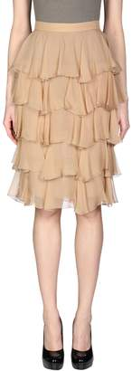 Balmain 3/4 length skirts