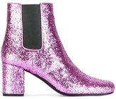 Saint Laurent 'Babies 90' ankle boots
