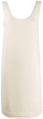 Joseph Textured Shift Dress