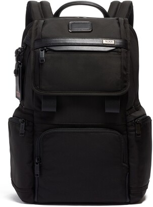 Tumi Alpha 3 Flap Backpack
