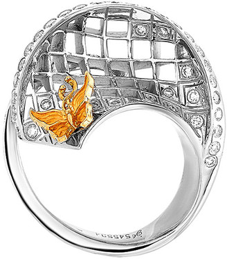 Carrera Y Carrera 18K 0.50 Ct. Tw. Diamond Ring