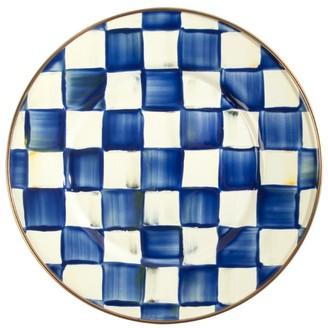 Mackenzie Childs Mackenzie-Childs Royal Check Dessert Plate (20Cm)