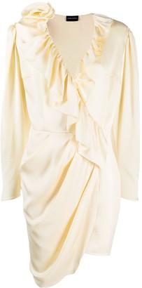 Magda Butrym Royan silk dress