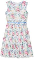 Rachel Riley Girl's Bouquet Sleeveless Dress