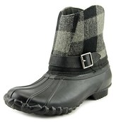 Chooka Step-in Duck Boot Herringbone Round Toe Synthetic Hunting Boot.
