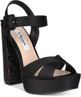 Nina Savita Evening Platform Evening Sandals