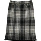 Christopher Kane Grey Cashmere Skirt for Women