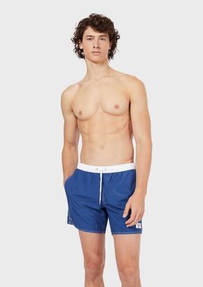 Emporio Armani Beachwear Boxers